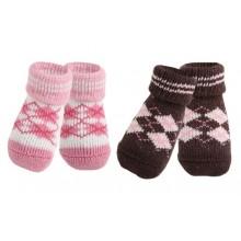 Puppia Socks - ARGYLE