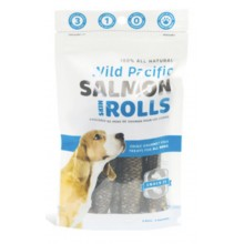 Snack 21 Wild Pacific Salmon Skin 6 rolls
