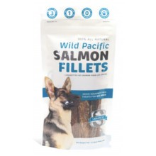 Snack 21 Wild Pacific Salmon Fillets 65g