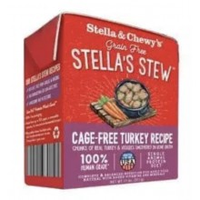 Stella & Chewy's Cage-Free Turkey Stew For Dogs 11oz