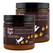 Baie Run Turmeric+ Supplement 70g / 2.5oz