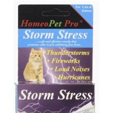 HomeoPet Pro Storm Stress for Cats and Kittens