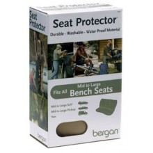 Bergan Auto Bench Seat Protector, Fits all Compact to Mid-Sized Rear Seats