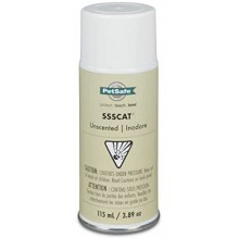 PetSafe SSSCAT Replacement Can, Spray Pet Deterrent, Pet Proofing Repellent for Cats and Dogs 115ml