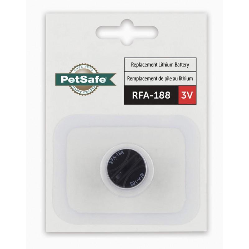 PETSAFE 3 Volt Replacement Battery for Little Dog Bark Collar