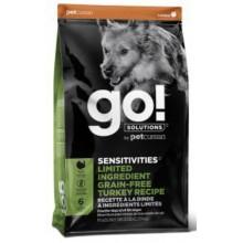 Go Sensitivities LID Grain Free Turkey for Dogs 3.5lb